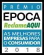 2018 - Prêmio Época Reclame Aqui